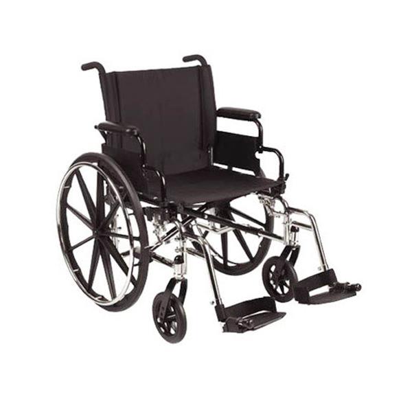 Invacare Ivc 9000 Xdt Wheelchair | Medicaleshop
