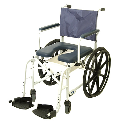 Invacare Mariner Rehab Shower Commode Chair