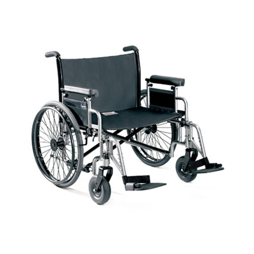Invacare Ivc 9000 Topaz Bariatric Wheelchair