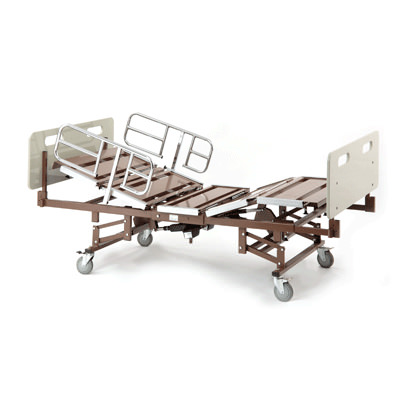 """Invacare Full Electric 750 lbs. Bariatric Bed with 42"""" Mattress"""