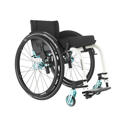 kuschall champion folding ultralight wheelchair