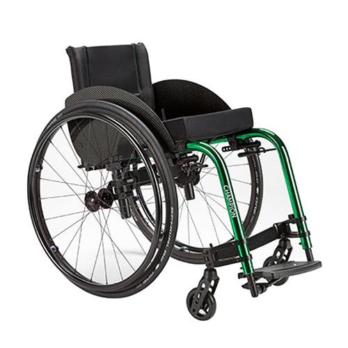 champion folding ultralight wheelchair