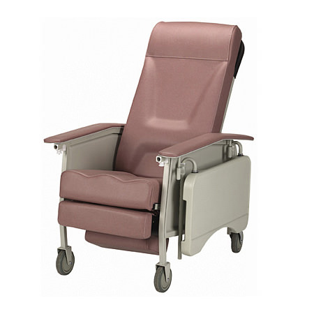 Invacare Deluxe Three Position Recliner Geri Chair | Medicaleshop