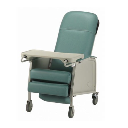 Invacare Traditional Three Position Recliner Geri Chair   Medicaleshop