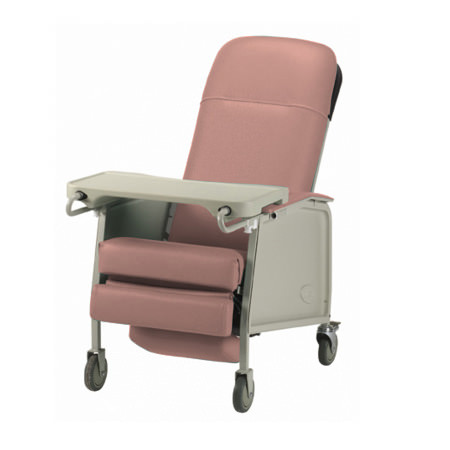 Invacare Traditional Three Position Recliner Geri Chair | 3-Position Recliner