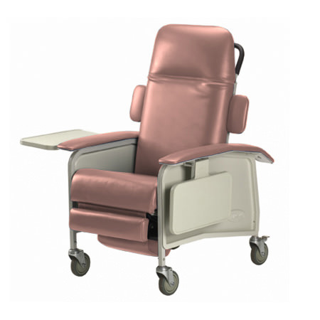 Invacare Clinical Three Position Recliner Geri Chair | Medicaleshop