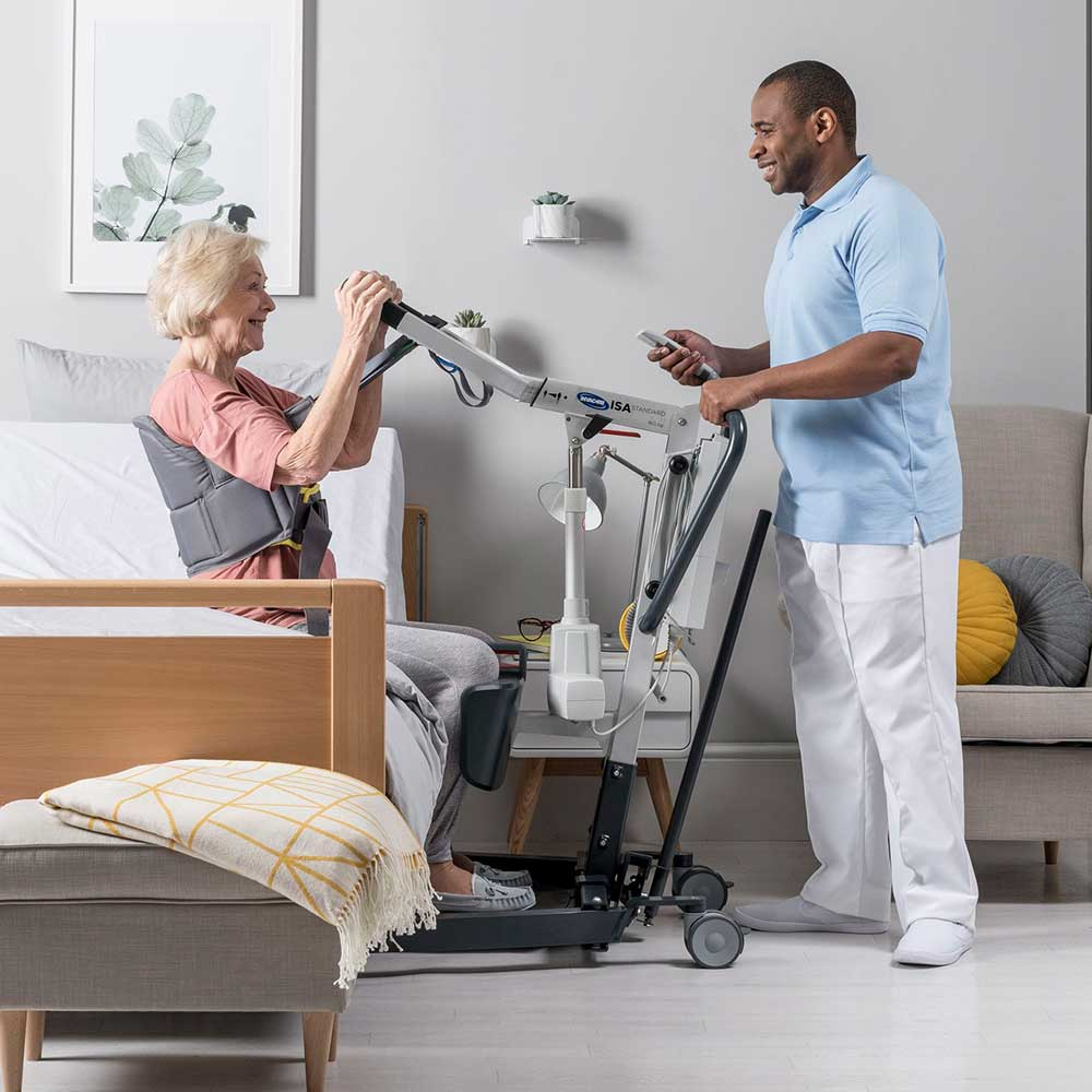 Invacare Stand Assist (ISA) Lift   Medicaleshop