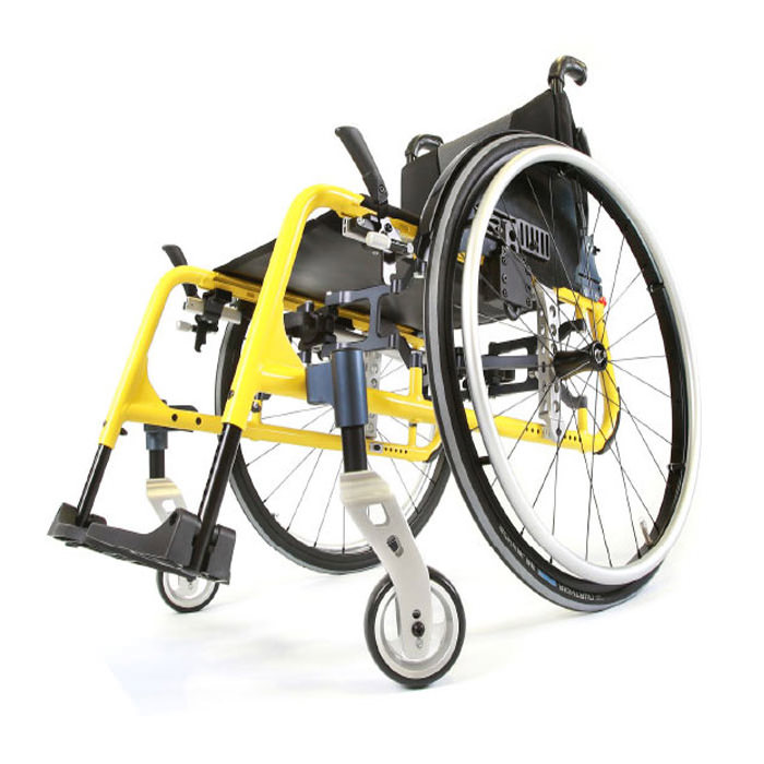 Invacare Myon Hc Manual Wheelchair | Medicaleshop