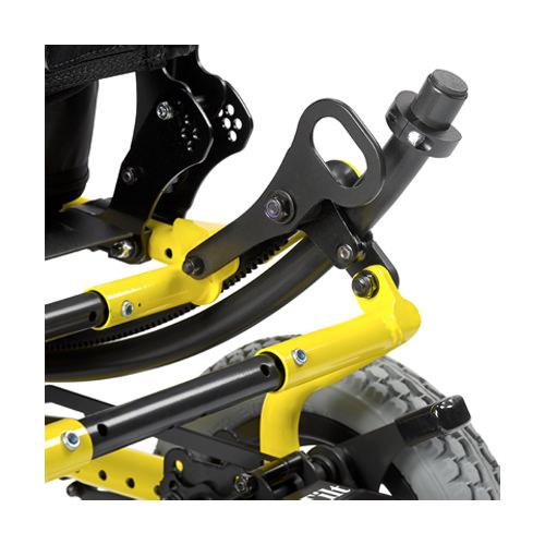 Invacare Solara 3G Tilt Wheelchair   Invacare Solara 3G