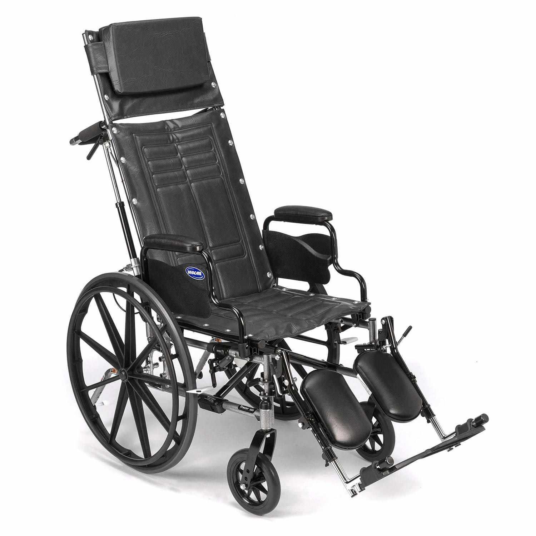 Invacare Tracer SX5 Recliner Wheelchair | Medicaleshop