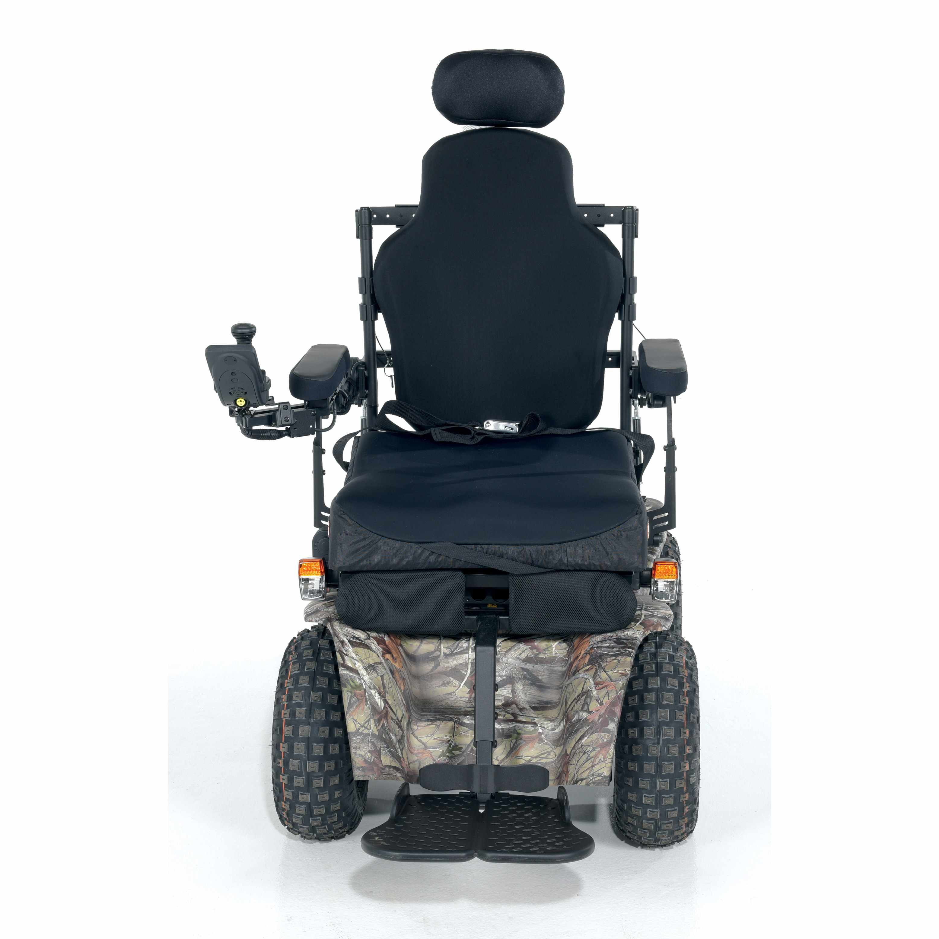 Magic Mobility Extreme X8 4WD Power Wheelchair