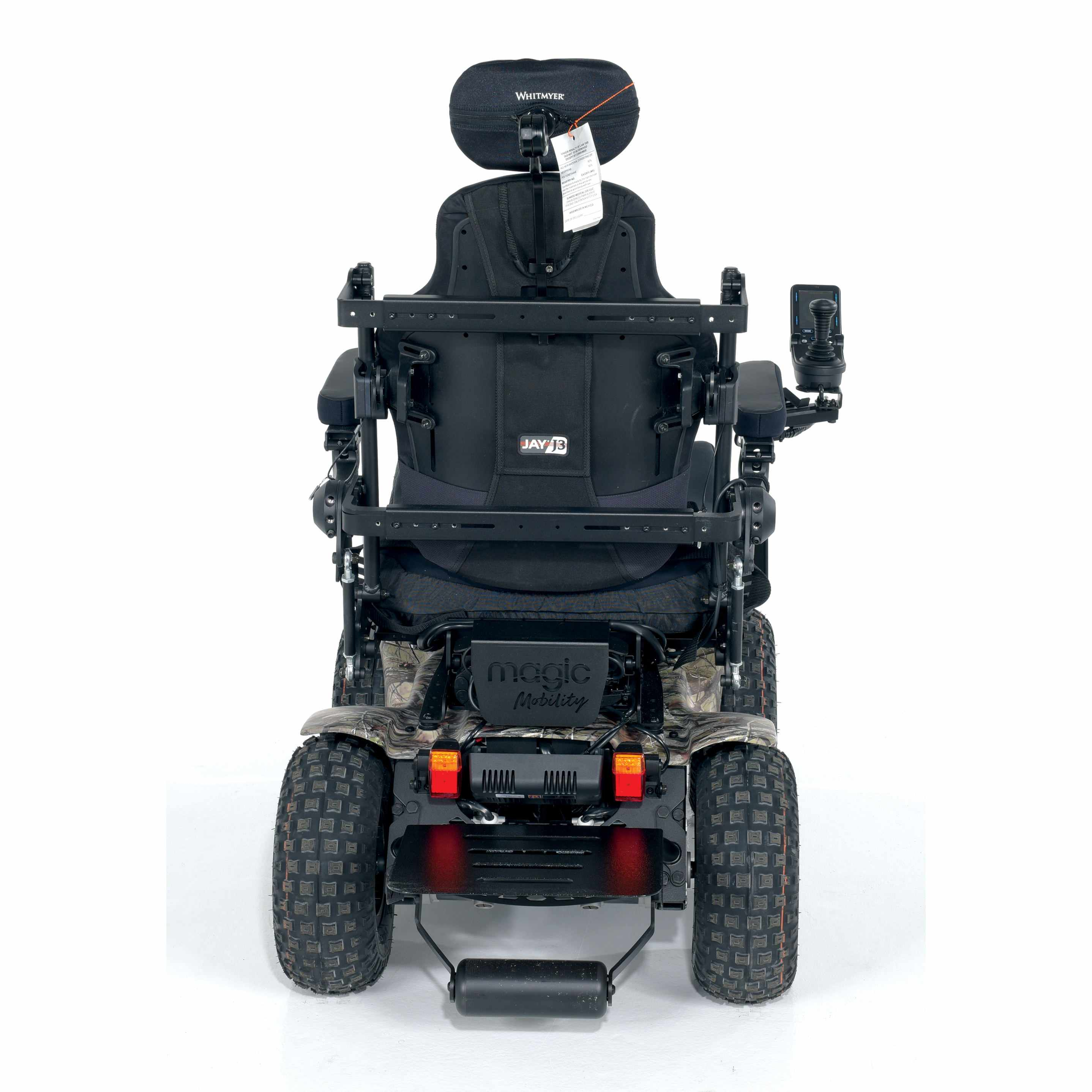 Magic Mobility Extreme X8 4X4 - Electric Wheelchair   Medicaleshop