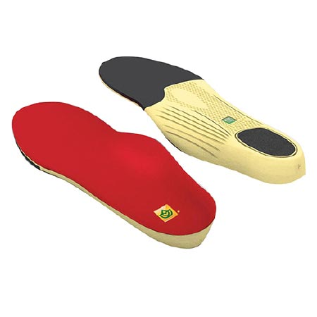 Implus PolySorb Walker/Runner Style Orthotic Insole