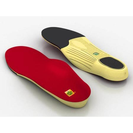 Implus PolySorb Walker/Runner Style Orthotic Insole, Size 5