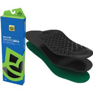 Implus RX Orthotic Arch Support, Women's Size 7/8, Men's Size 6/7