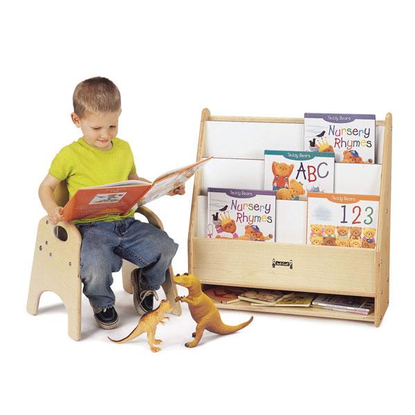 Jonti-Craft toddler pick-a-book stand