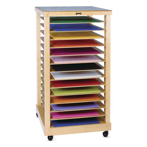 Jonti-Craft paper rack