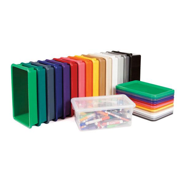 Jonti-Craft cubbie-tray mobile storage