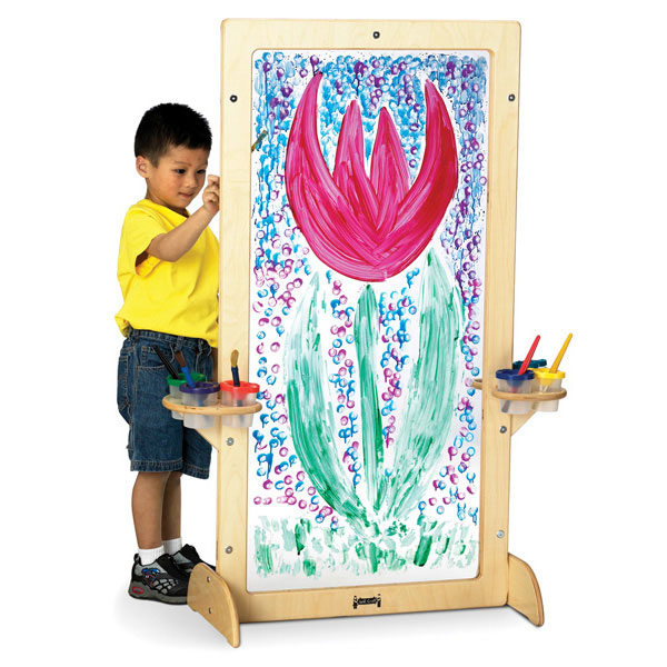 Jonti-Craft See-Thru easel