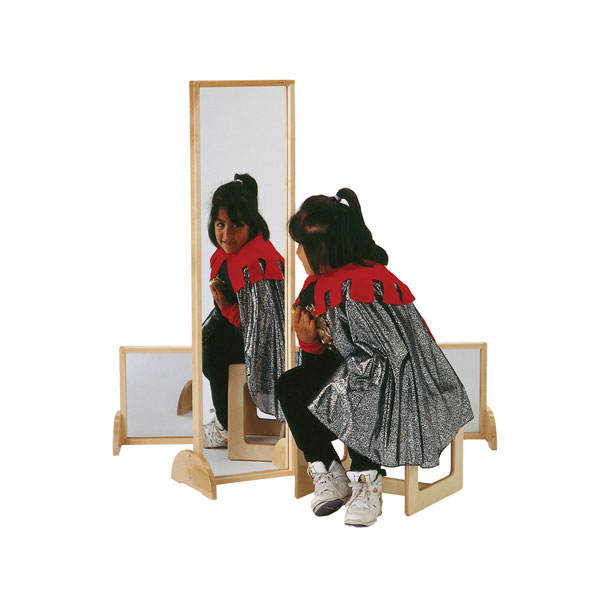 Jonti-Craft acrylic mirror