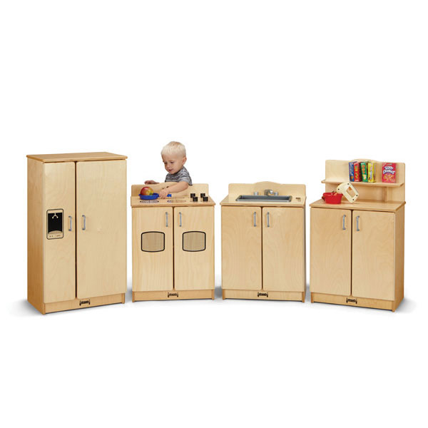 Jonti-Craft culinary creations play kitchen set