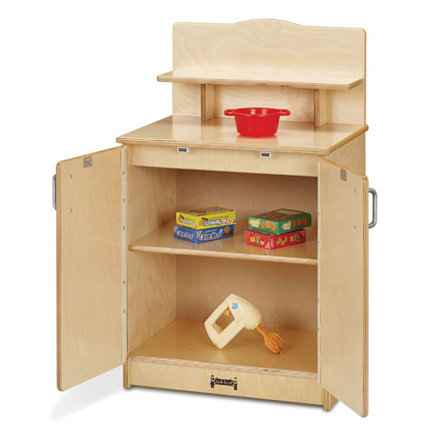 Jonti-Craft culinary creations play kitchen - cupboard