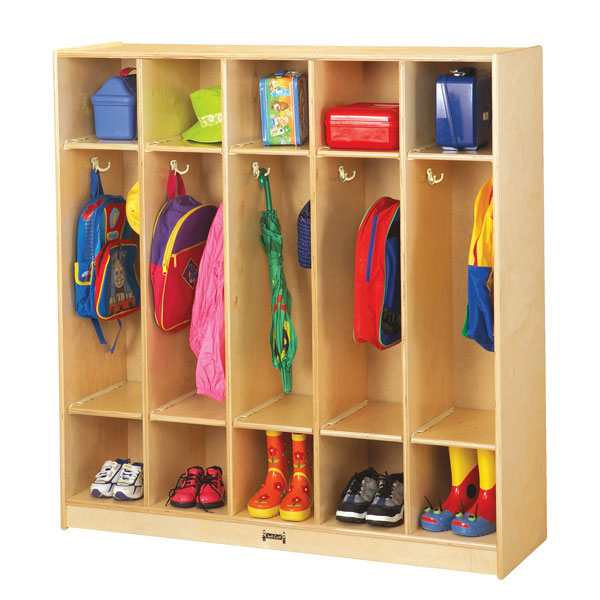 Jonti-Craft Coat Locker