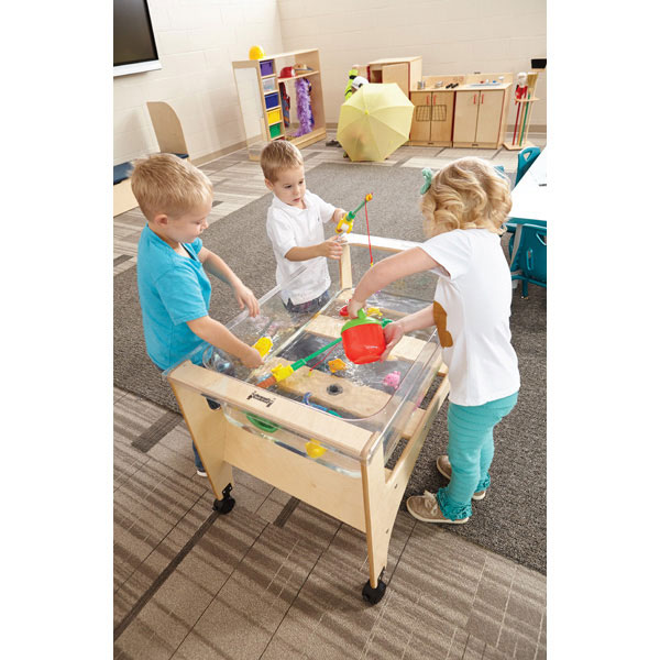 Jonti-Craft see-thru table