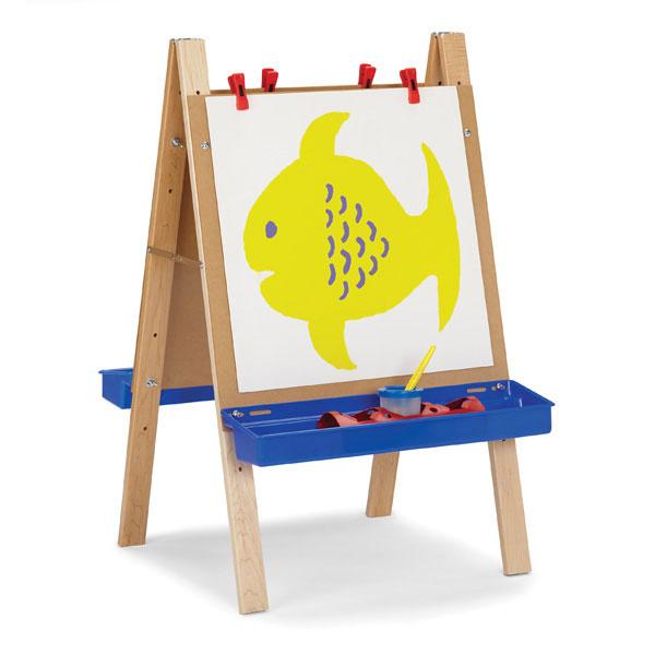 Jonti-Craft toddler easel