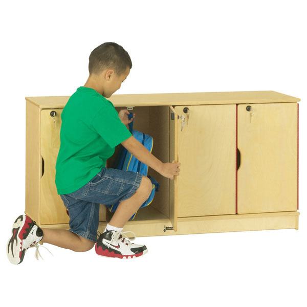 jonti-craft stacking lockable lockers