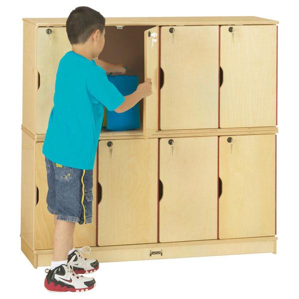 jonti-craft lockable lockers