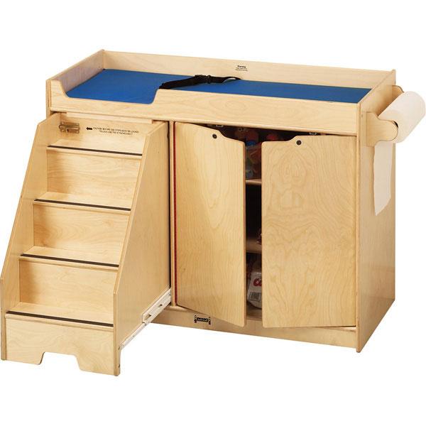Jonti-Craft changing table