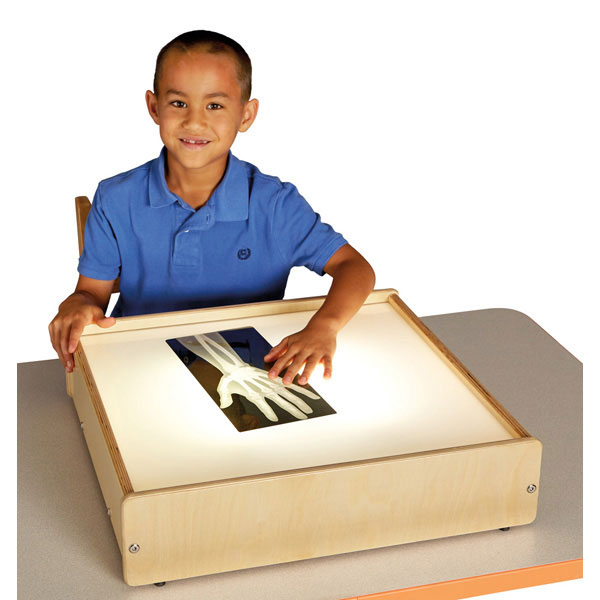 Jonti-Craft light box