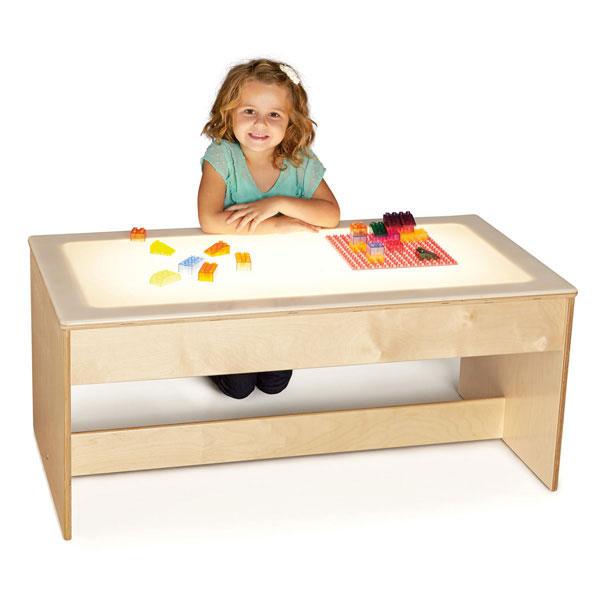 Jonti-Craft large light table