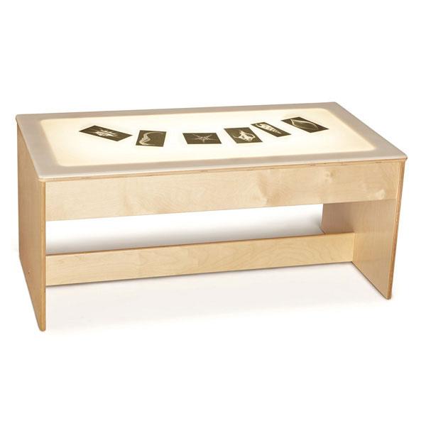 Jonti-Craft light table