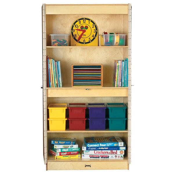 Jonti-Craft storage cabinet