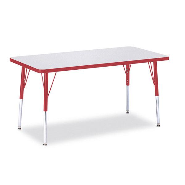 "Berries activity table - 24"" x 48"""