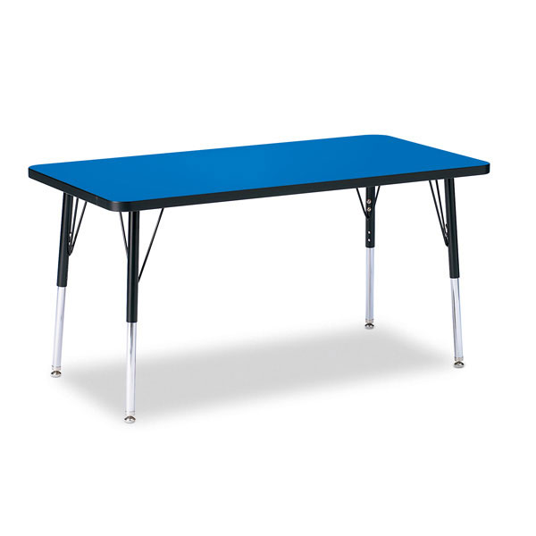 Activity table - rectangle