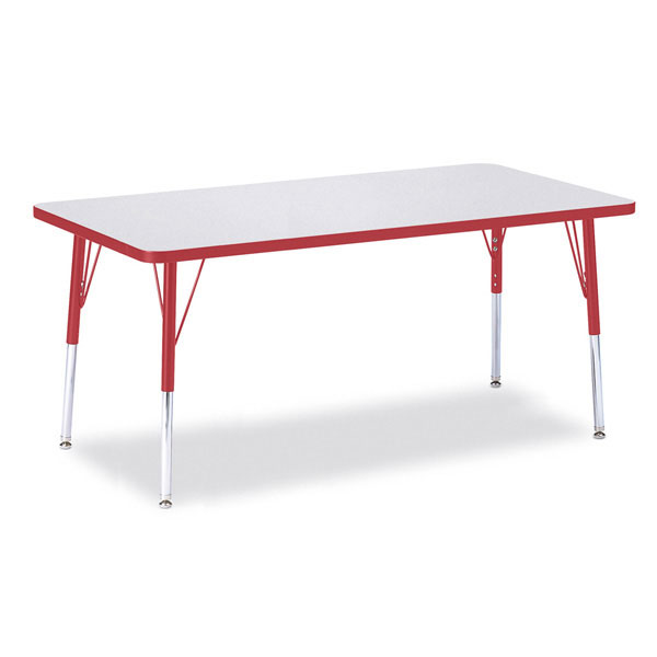 """Activity table - rectangle 30"""" x 60"""""""