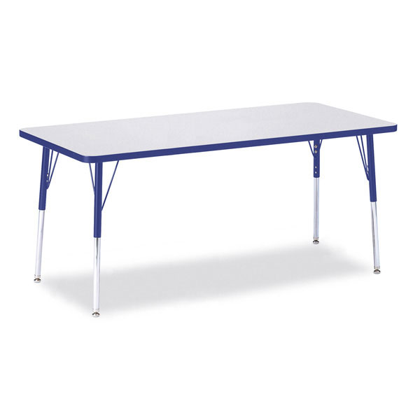 "Berries activity table - rectangle 30"" x 72"""