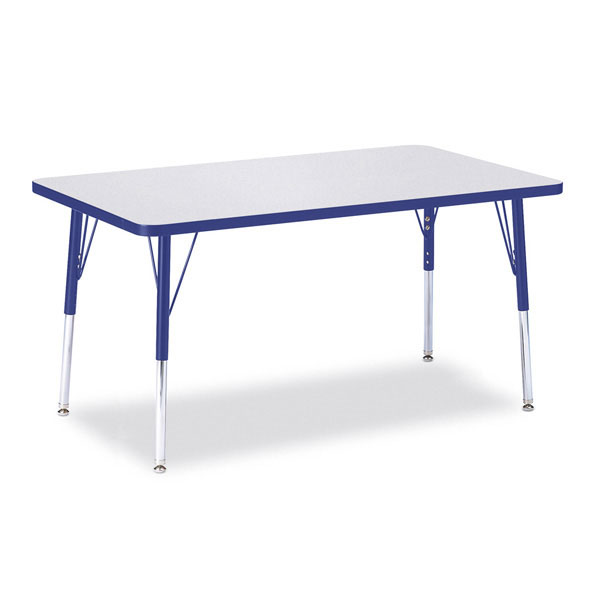 "Berries activity table - rectangle 30"" x 48"""