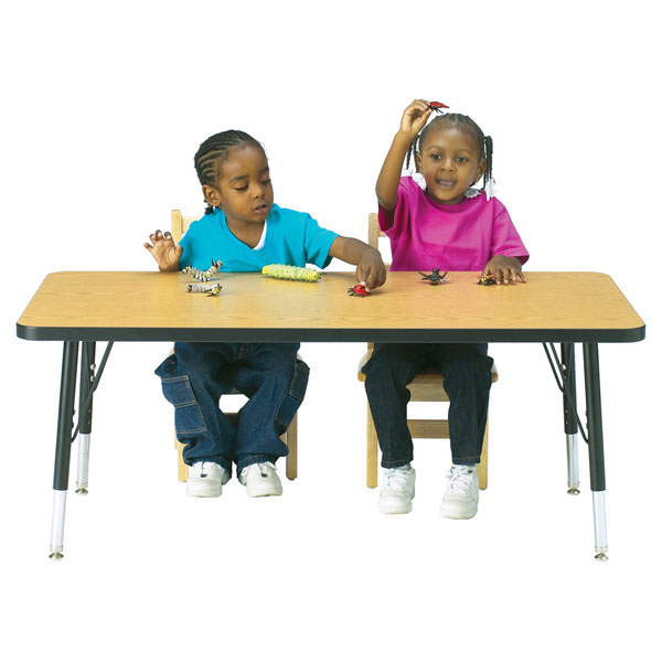 """Activity table - rectangle 30"""" x 48"""""""
