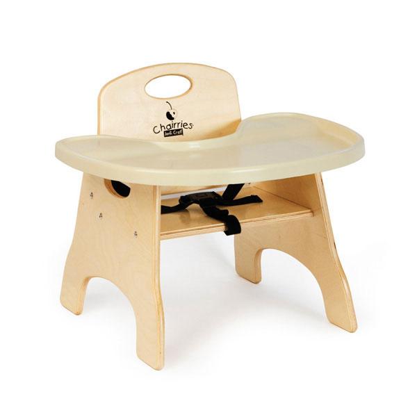Jonti-Craft High Chairries premium tray