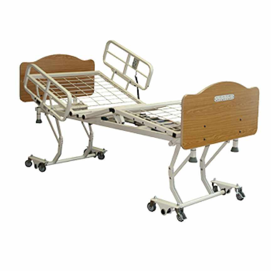 Joerns Care 100 Healthcare Bed - Roll At Any Height