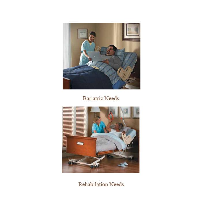 Joerns Healthcare Bed