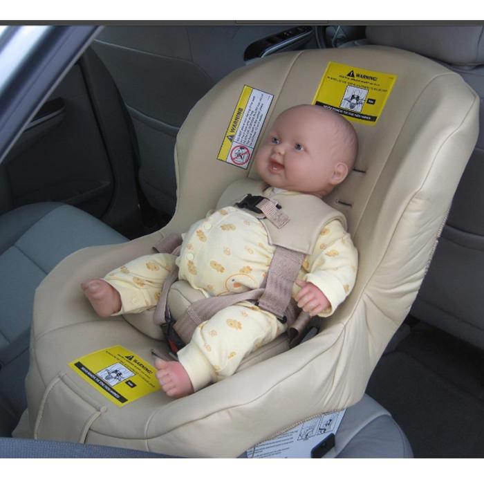 Jefferson pediatric car seat