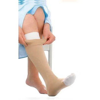 Jobst Knee High Compression Liner Stocking without zip