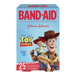 Band-Aid Adhesive Bandage, Toy Story