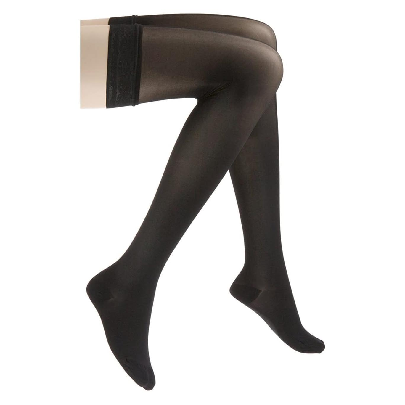 Jobst UltraSheer Thigh High Compression Stocking