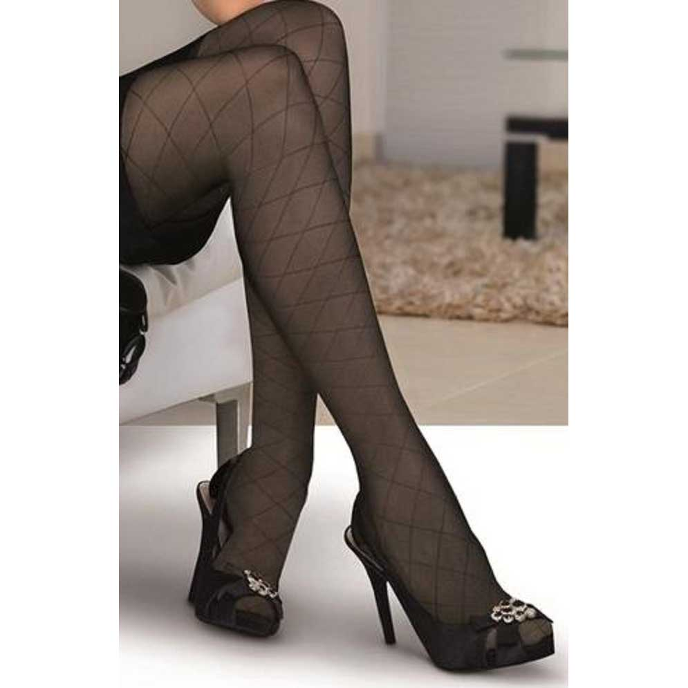 Jobst Ultrasheer Closed Thigh-High Stocking, Classic Black, Small
